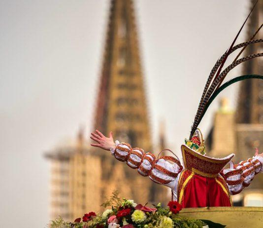 Rosenmontagszug 2020 in Köln: Alle Infos zur Strecke, Reihenfolge der Gruppen und Co. copyright: Festkomitee Kölner Karneval