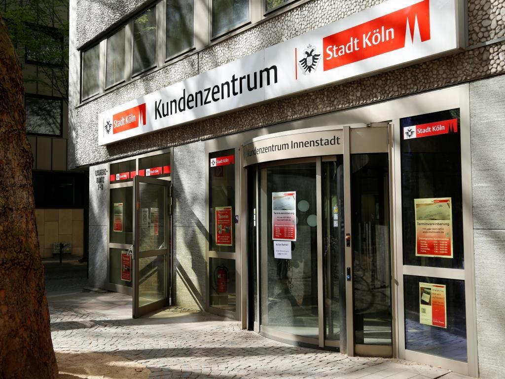 Die Stadt Köln schließt verschiedene Einrichtungen für den Publikumsverkehr. - copyright: CityNEWS