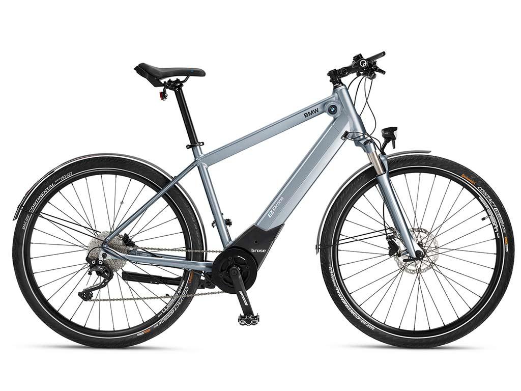 Brose Drive S Alu - E-City-Bike mit sportlichem Antrieb copyright: BMW / Brose / pd-f
