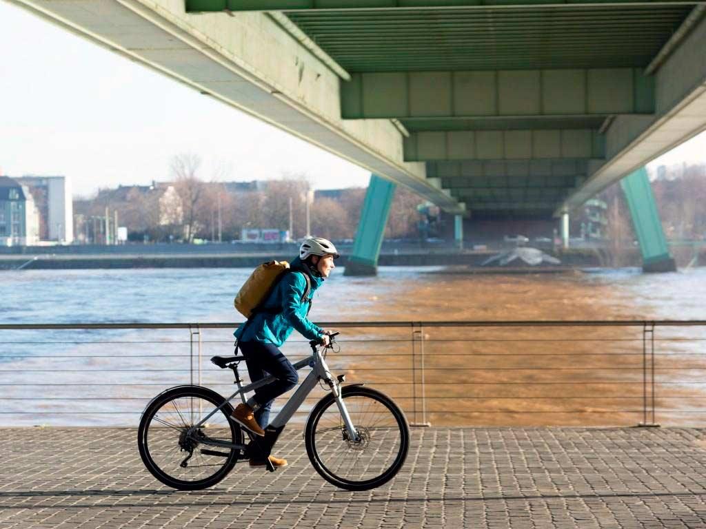 E-Bikes 2020: Für jeden ist etwas dabei! copyright: pd-f / Kay Tkatzik