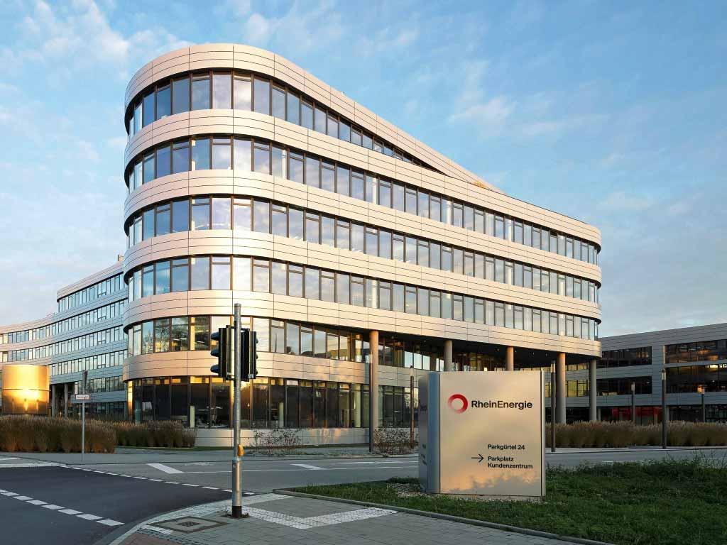 Die Kundenzentren der RheinEnergie AG werden geschlossen. copyright: RheinEnergie AG