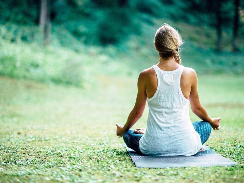 14. Platz: Yoga copyright: Envato / microgen