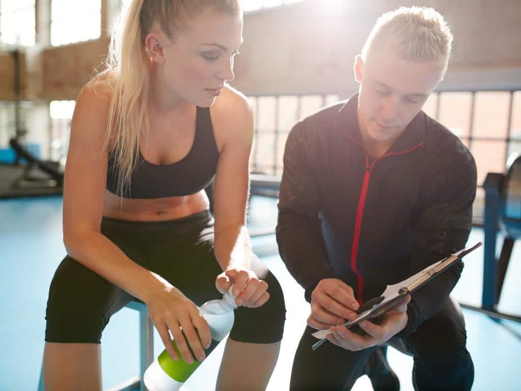 10. Platz: Zertifizierte Fitness-Experten copyright: Envato / jacoblund