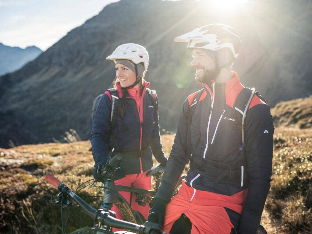 Microadventure: Kleine Fahrrad-Tour statt große Reise - copyright: www.vaude.com | pd-f