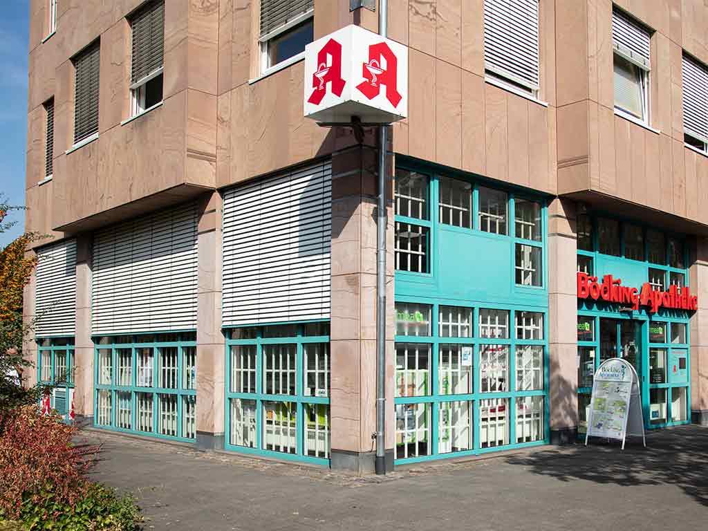 Böcking-Apotheke in Köln-Mülheim: Persönlicher Service lokal und digital copyright: Alex Weis / CityNEWS