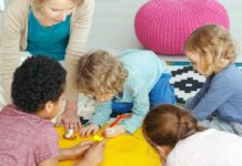 Kostenlose Testmöglichkeit für Kinderbetreuungs- und Schulpersonal copyright: Envato / bialasiewicz