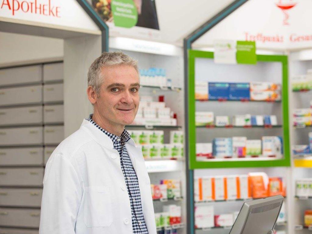 Für Inhaber Alexander Milkau steht die optimale Versorgung seiner Kunden im Mittelpunkt. copyright: Alex Weis / CityNEWS