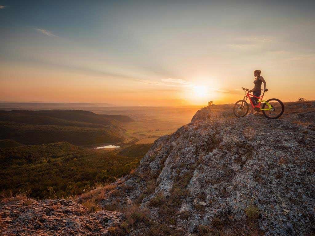 E-Bikes sind nur etwas für Unsportliche copyright: Envato / Jasmina_K