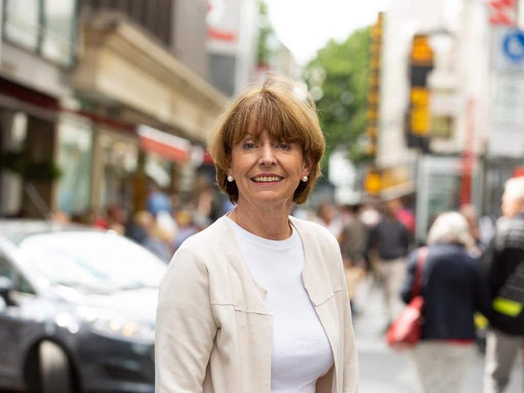 """Kölns Oberbürgermeisterin Henriette Reker: """"Wir sind nicht die Hochburg der Infektionen, sondern bald wieder die Hochburg des Karnevals"""" (Archivbild)"""