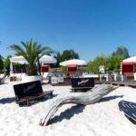 Urlaub vor der Haustür: Strandbar Leverkusen im Neuland-Park eröffnet copyright: CityNEWS / Alex Weis