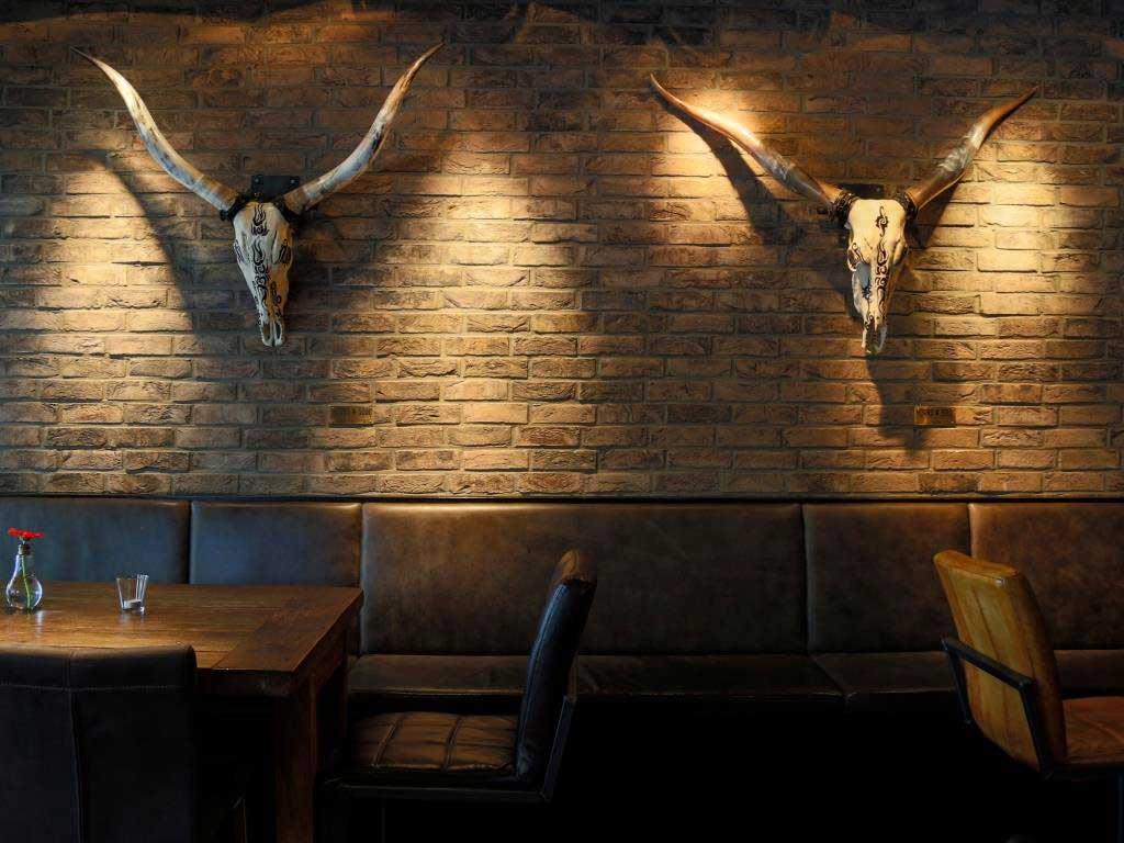 Das Kölner Restaurant kann auch mit einer besonderen Inneneinrichtung überzeugen. copyright: CityNEWS