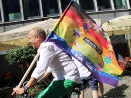 In Köln wird zum ColognePride 2020 einiges anders. Statt einer großen CSD-Parade soll es z.B. eine Fahrrad-Sternfahrt-Demo geben. copyright: CityNEWS
