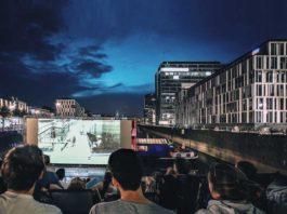 Sion Sommerkino 2020: Open-Air-Entertainment zwischen Film und Kleinkunst copyright: Erik Rosenberg / Bay-Cologne