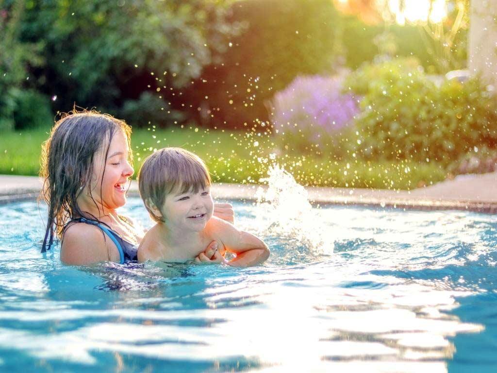 Wasserquellen im Garten sorgen für die perfekte Abkühlung