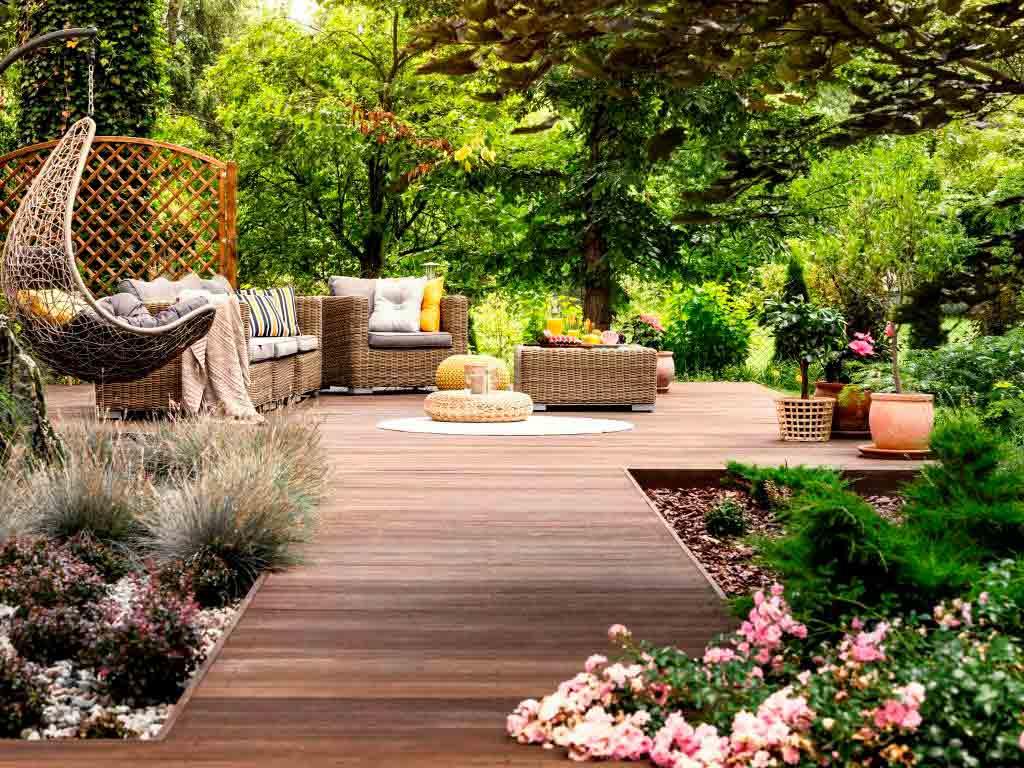 Garten-Trends 2020: Den Sommerurlaub zu Hause genießen