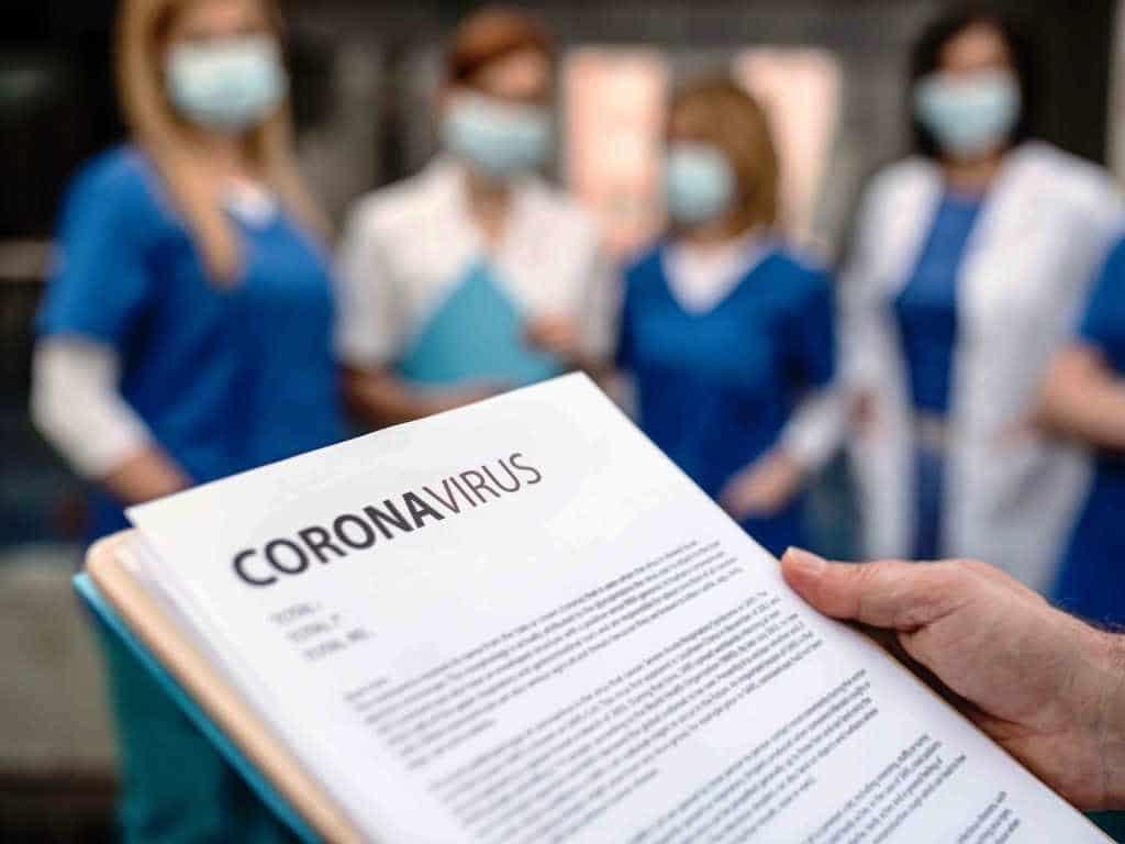 Corona: Übersicht zu neuen Maßnahmen und Regeln ab 2. November 2020