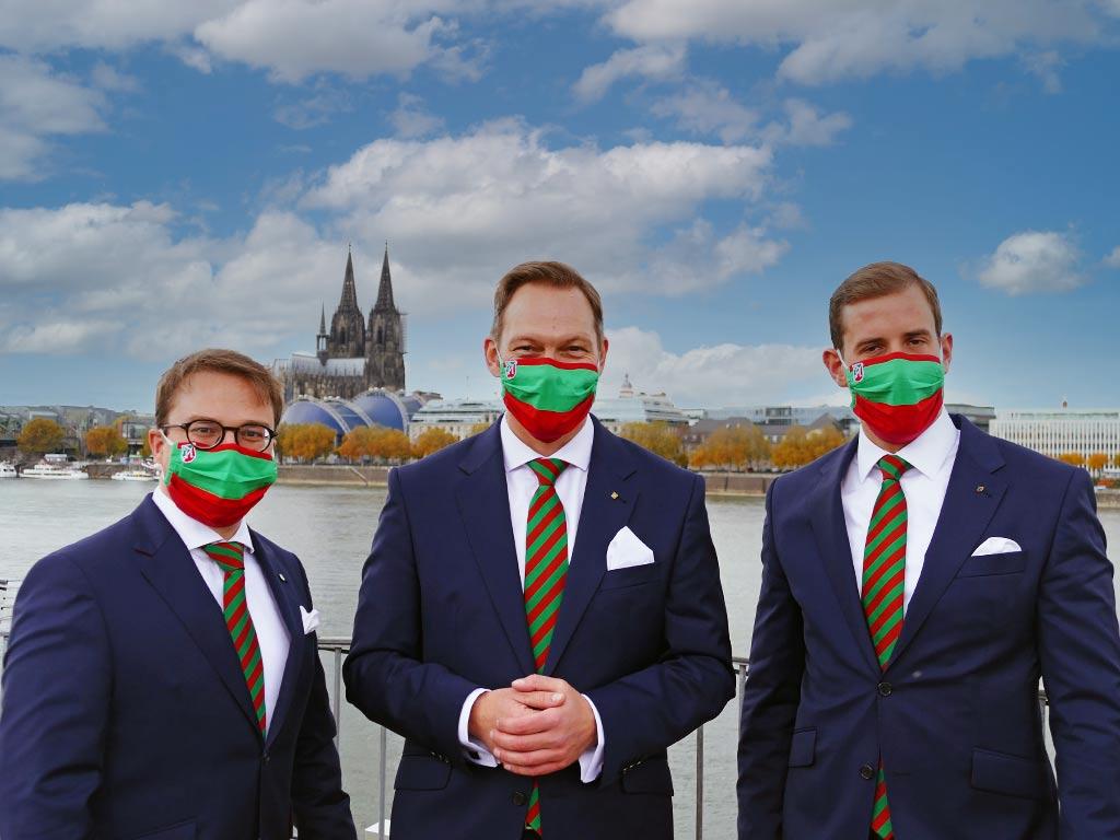 Das Kölner Dreigestirn erwartet eine besondere Session im kölschen Karneval.
