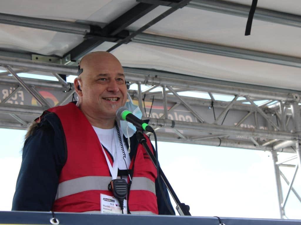 Auch KLuST-Vorstandsmitglied Martin Hommel zog eine positive Bilanz zum ColognePride und CSD 2020 in Köln.