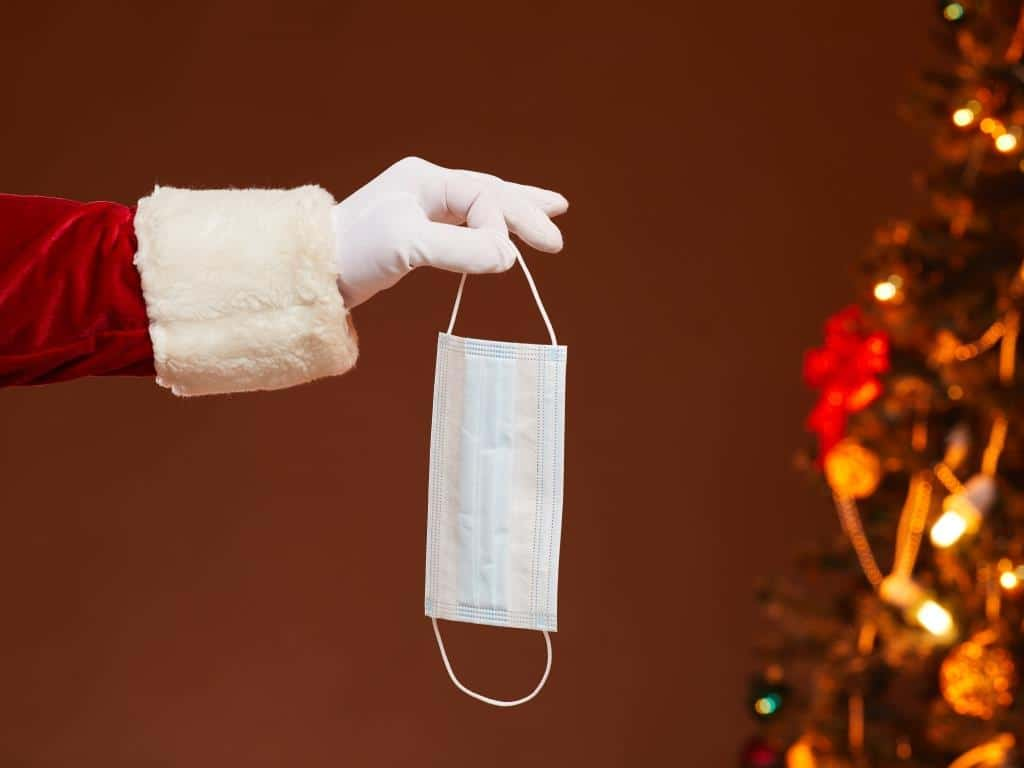 Corona-Regeln: Das gilt ab Dezember, an Weihnachten und Silvester