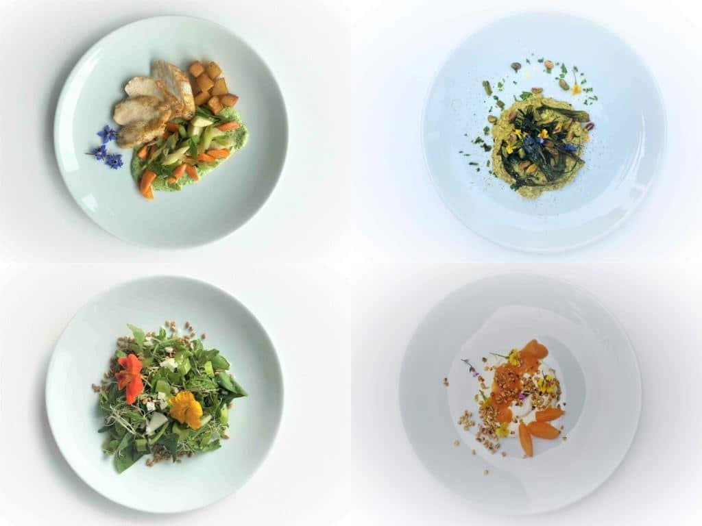 Mit den Online-Kochkursen lassen sich genussvolle Gerichte zubereiten.