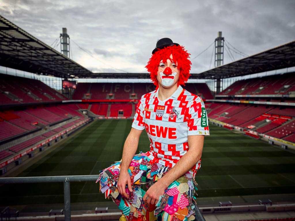 Passend zum 11.11.: Das Karnevals-Trikot des 1. FC Köln