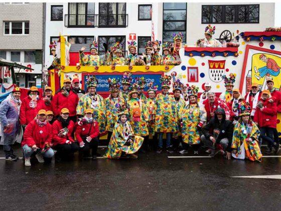 Besonders für kleinere Karnevalsvereine, wie bei den Spillmannsgasser Junge aus der Kölner Südstadt, ist die aktuelle Corona-Lage wie ein Schlag ins Gesicht.