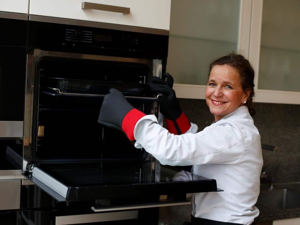 Stefanie Kleiner möchte ein neues Bewusstsein für das Kochen wecken.