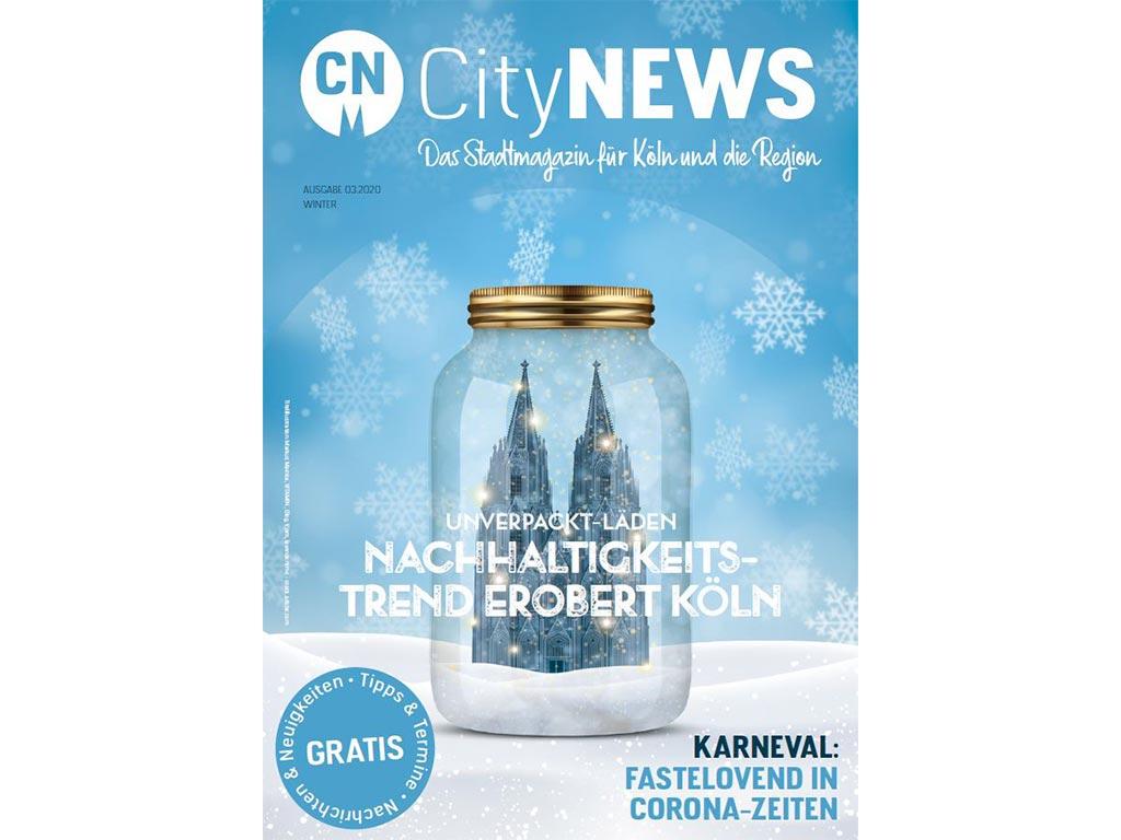 Die neue CityNEWS-Ausgabe ist erschienen