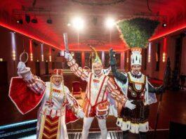 Proklamation des Kölner Dreigestirns 2021: Vollkommen anders als normal