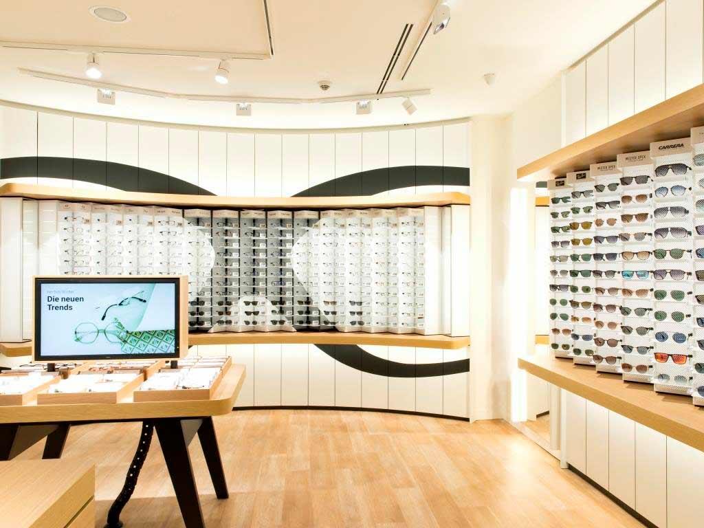 Kunden können vor Ort zwischen über 800 Modellen wählen.