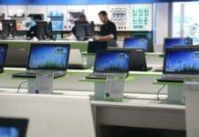 """AfB social & green IT-Shop bietet """"refurbished"""" Computer und Smartphones an und schont somit die Umwelt."""