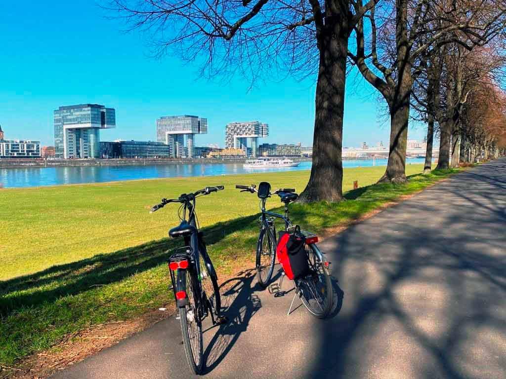 Köln entdecken: Neue Radtouren durch die Rheinmetropole