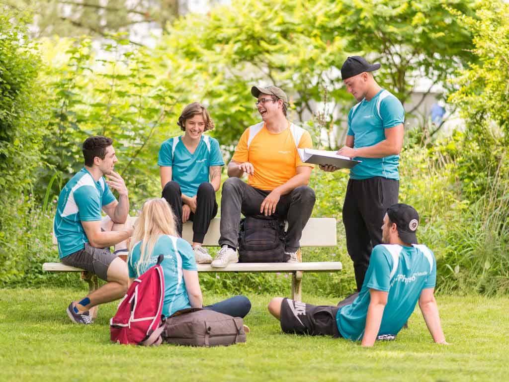 Ab Herbst 2021 ergänzt ErgoCum Laude (ECL) das Portfolio der etablierten und staatlich anerkannten Berufsfachschule für Physiotherapie PhysioCum Laude (PCL) in Köln.