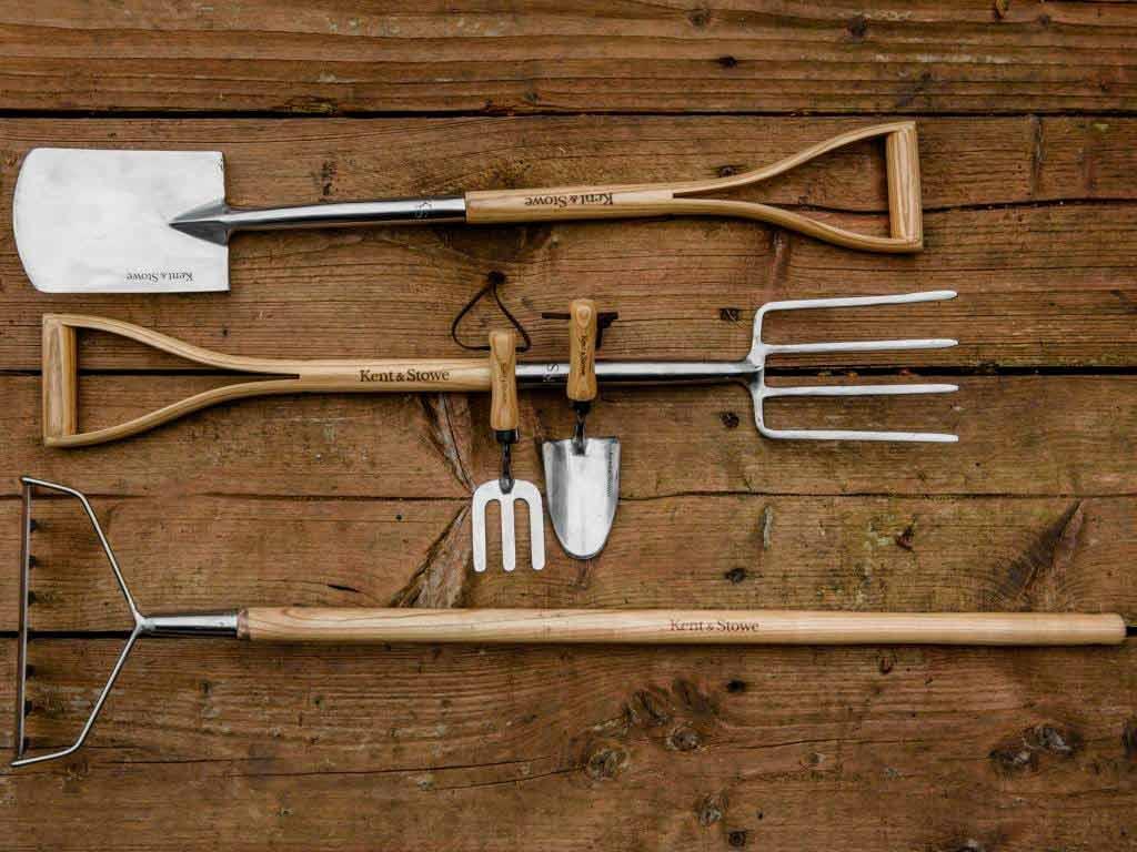 Passendes Equipment für große und kleine Hobbygärtner