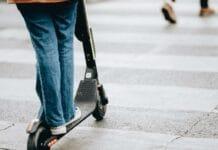 Zahlreiche E-Scooter-Unfälle ereigneten sich in Köln.