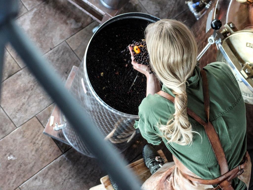 Mile High 69: Natürliche Zutaten versprechen höchste Gin-Qualität.