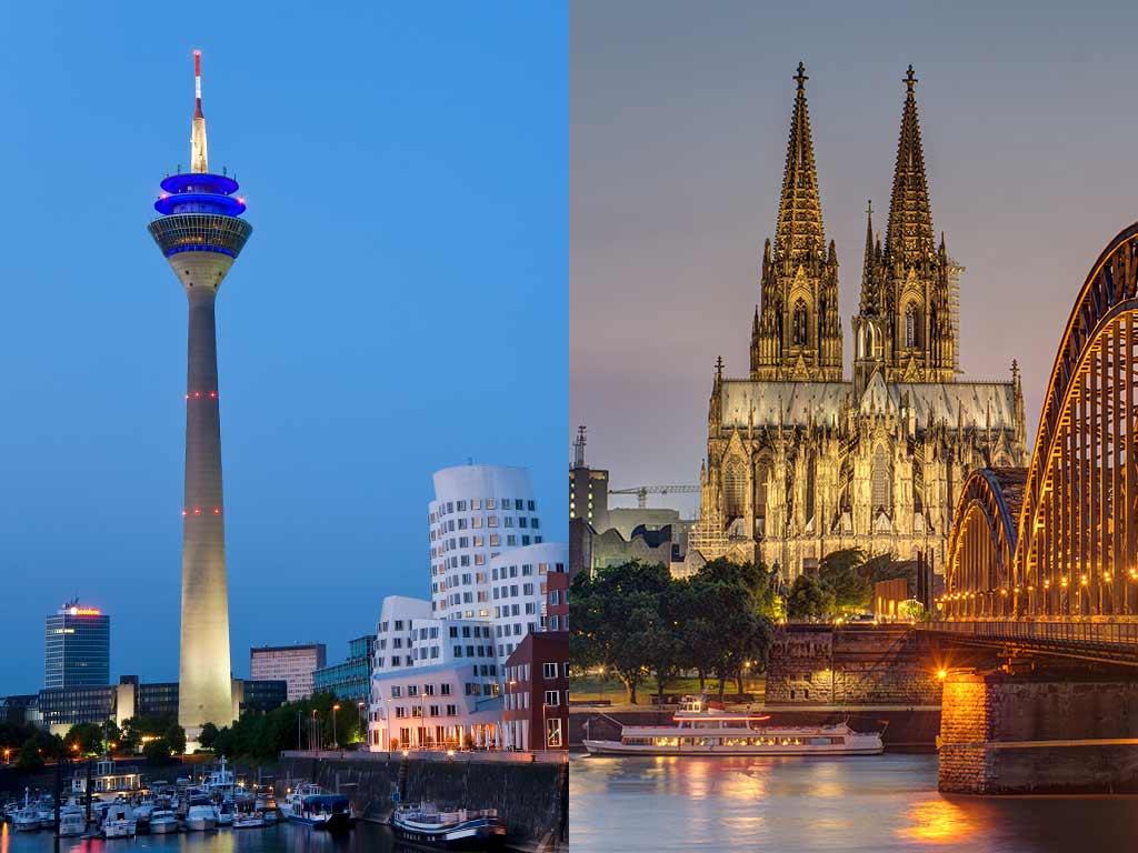 Tourismus: Düsseldorf und Köln werben gemeinsam